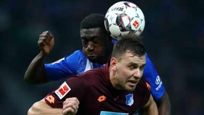 Derrick Luckassen Hertha BSC 11242018