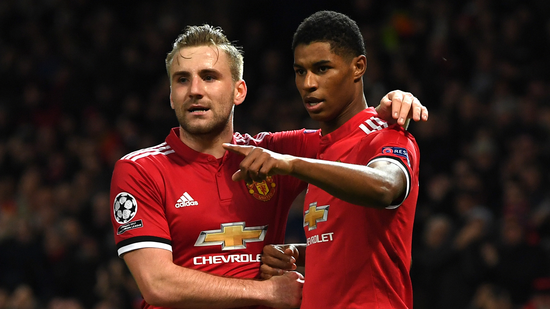 New man utd contract a natural consequence for shaw says rashford shaw manchester united cska voltagebd Image collections