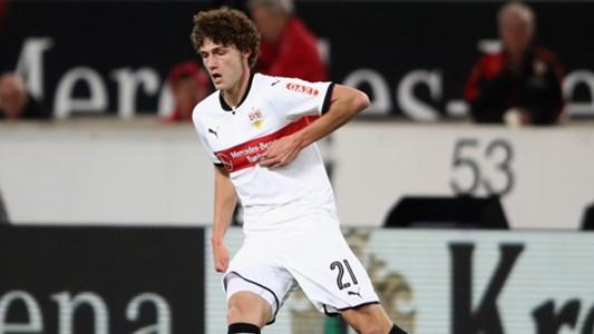 Benjamin Pavard VfB Stuttgart 29102017