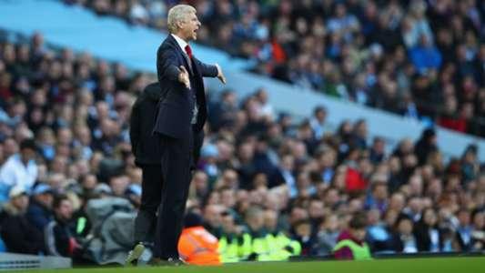 Manchester City Arsenal Arsene Wenger 05112017
