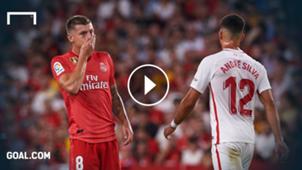 GFX Toni Kroos Real Madrid Sevilla