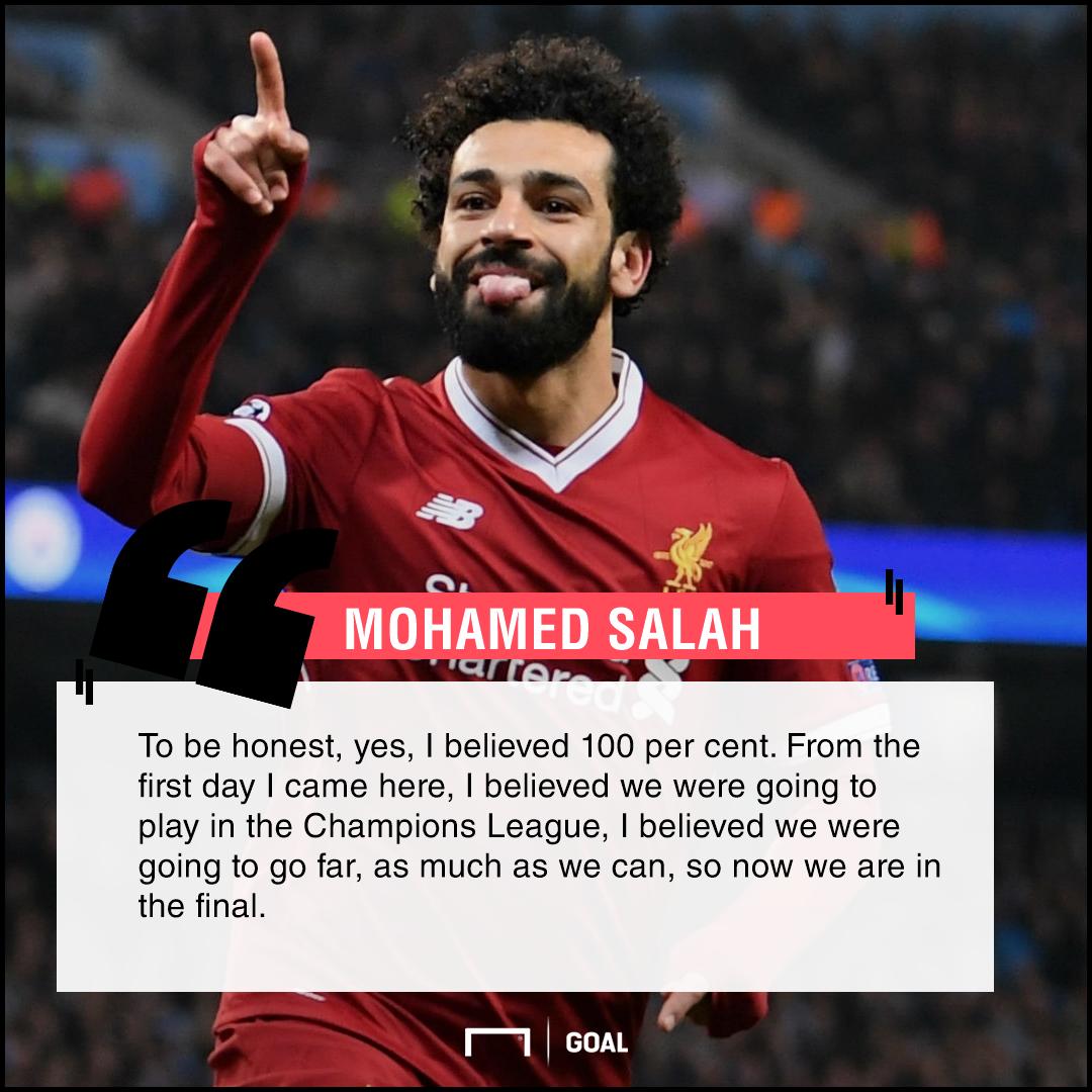 Mohamed Salah ps