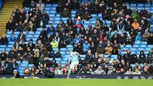 Manchester City Etihad empty seats