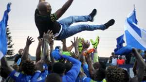 Chukwuka Onuwa believes doubters drove Enyimba players to eighth NPFL triumph