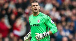 VictorValdes Middlebrough