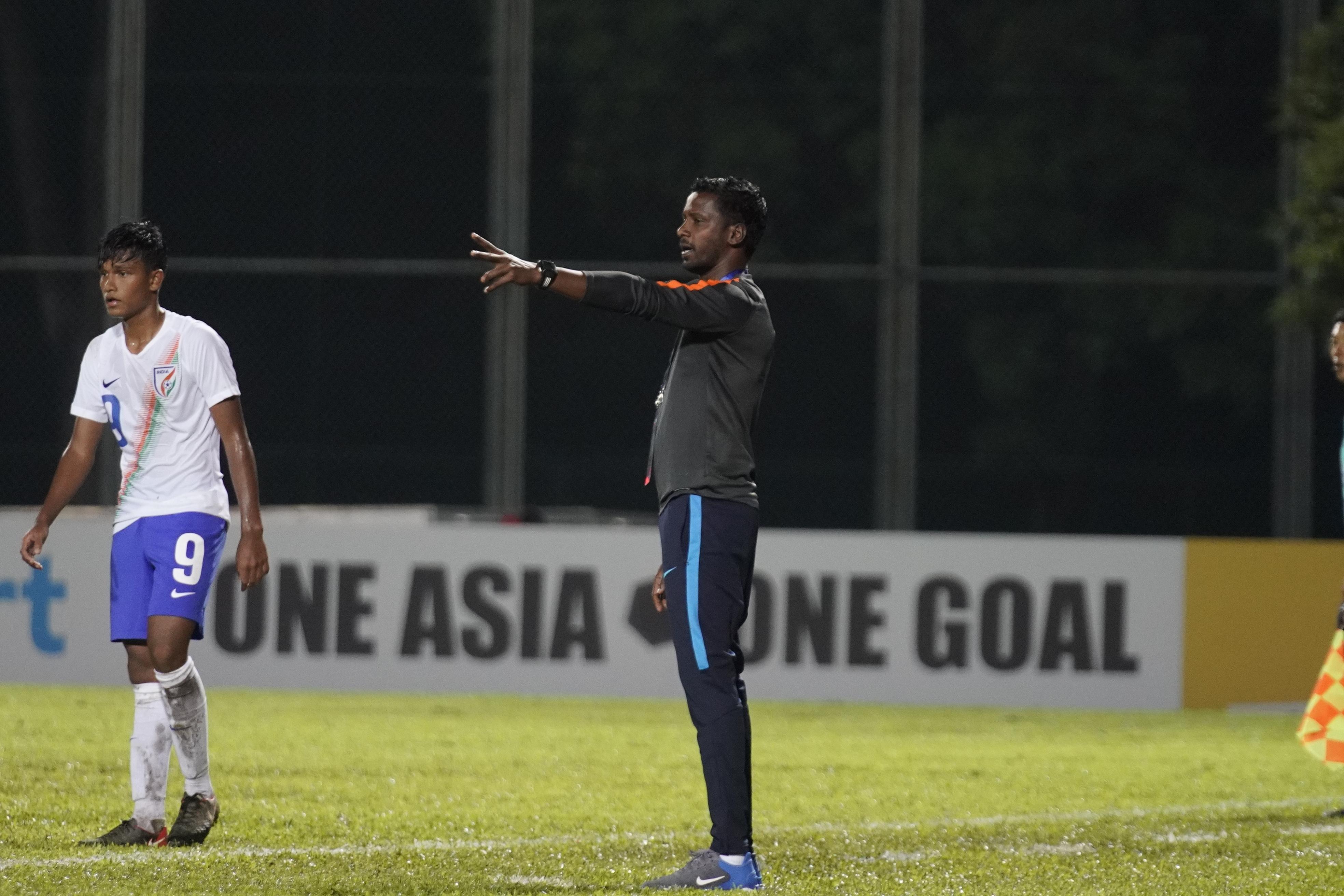 AFC U-16 India Vietnam