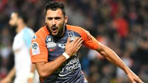 Gaetan Laborde Montpellier Marseille Ligue 1 04112018