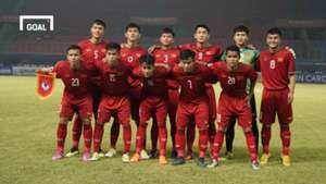 U19 Việt Nam U19 Hàn Quốc Bảng C VCK U19 châu Á 2018