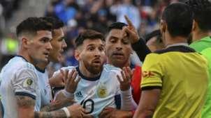 Messi Argentina Chile Copa América 06072019