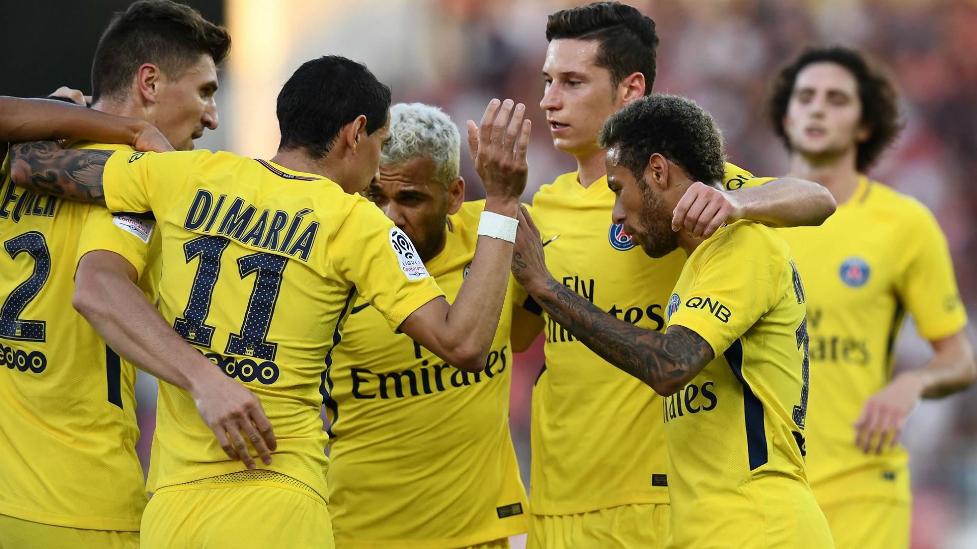 dijon 1 - 2 psg r u00e9sum u00e9 du match 14  10  17 ligue 1