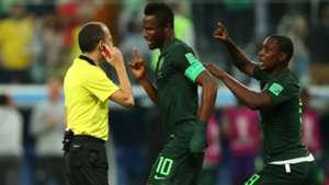 Nigeria - Mikel Obi, Odion Ighalo