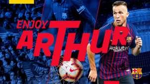 Arthur I Barcelona I 09 07 18