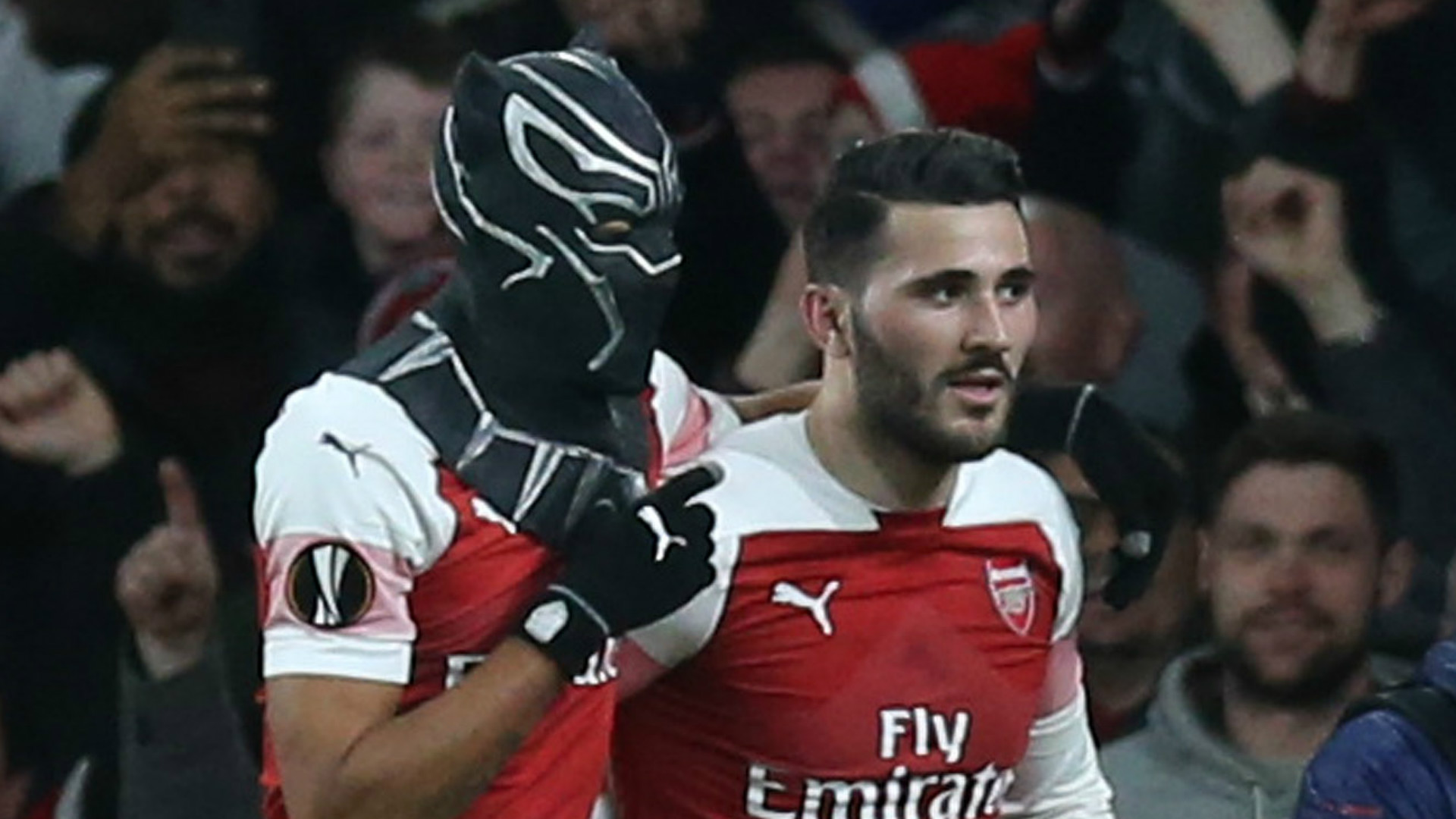 Pierre-Emerick Aubameyang brace fires Arsenal past Rennes