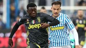 Gozzi SPAL Juventus Serie A