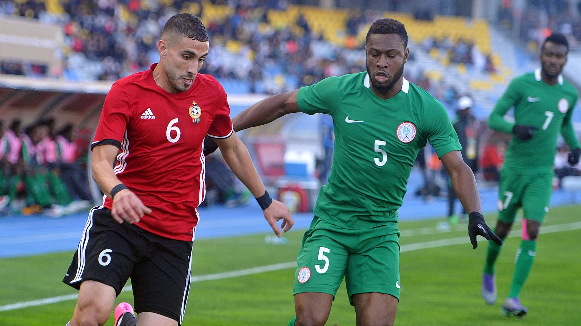 African Cup Of Nations Qualifiers Libya To Host Nigeria In Algeria Goal Com