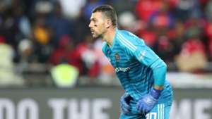 Wayne Sandilands, Orlando Pirates, August 2018