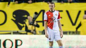 Sven van Beek, Vitesse - Feyenoord, Eredivisie, 10022018