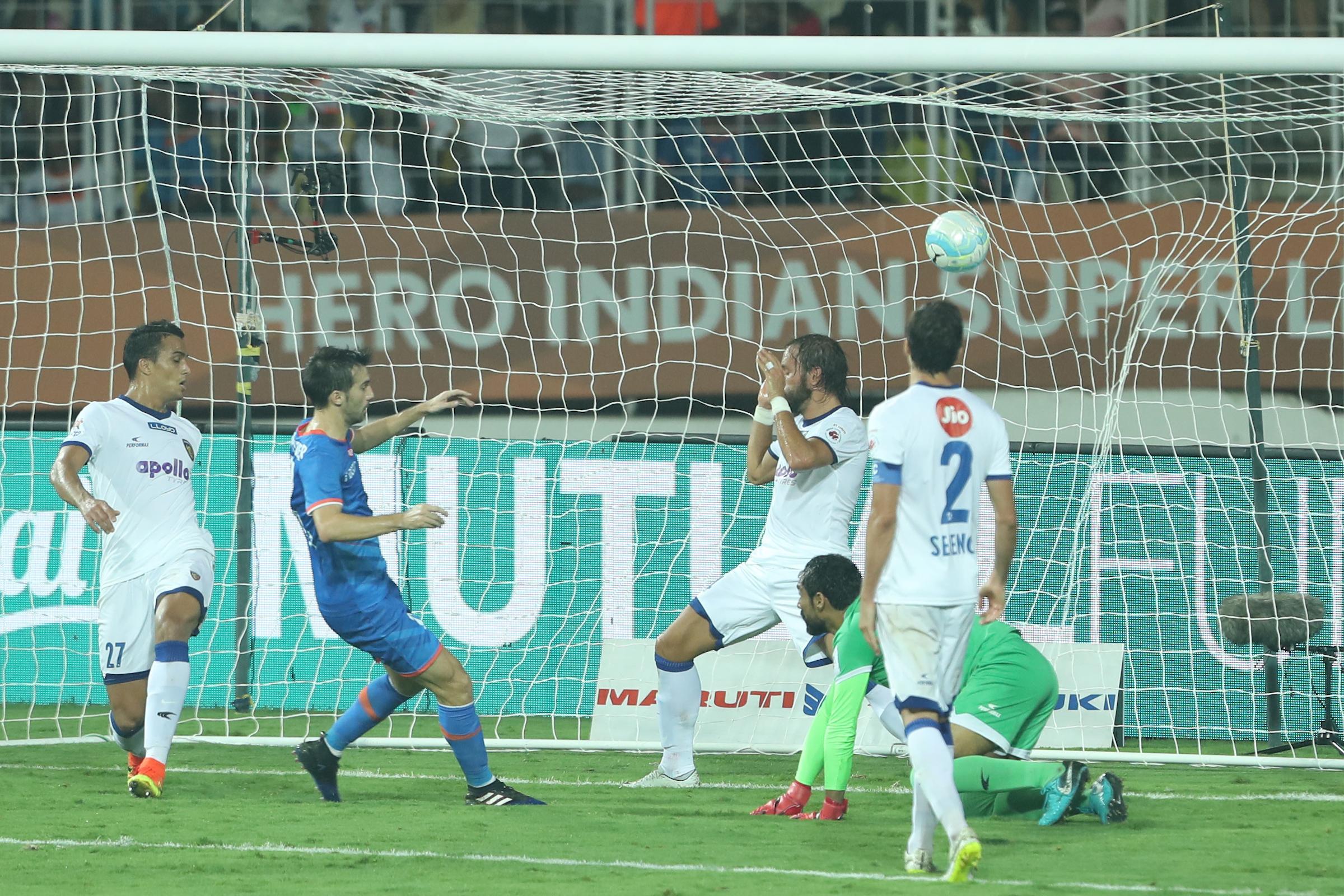 Manuel Lanzarote FC Goa Chennaiyin FC ISL