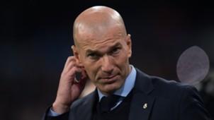 Zinedine Zidane Real Madrid Leganes Copa del Rey 24012018
