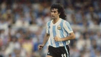 Mario Kempes Argentina 1978