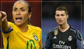 Ronaldo & Marta GFX