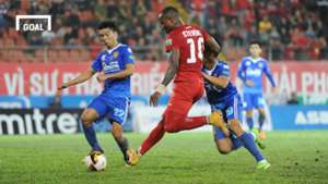 Hải Phòng Quảng Nam Vòng 5 V.League 2018