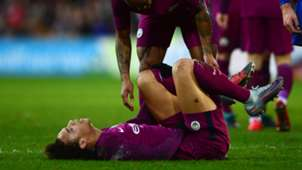 Leroy Sane Manchester City FA Cup 28012018