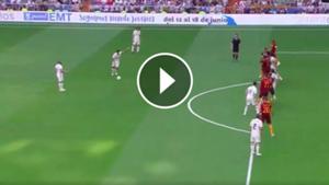 GFX Video Luis Figo Real Madrid