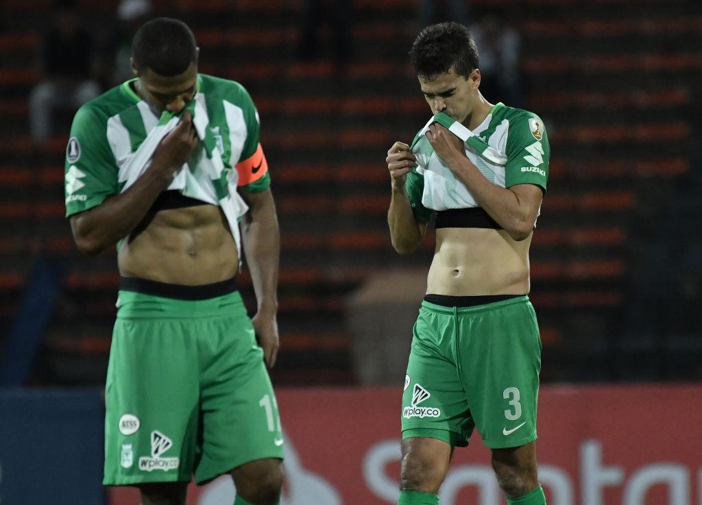 Atlético Nacional pierde ante Tucumán Copa Libertadores 2018