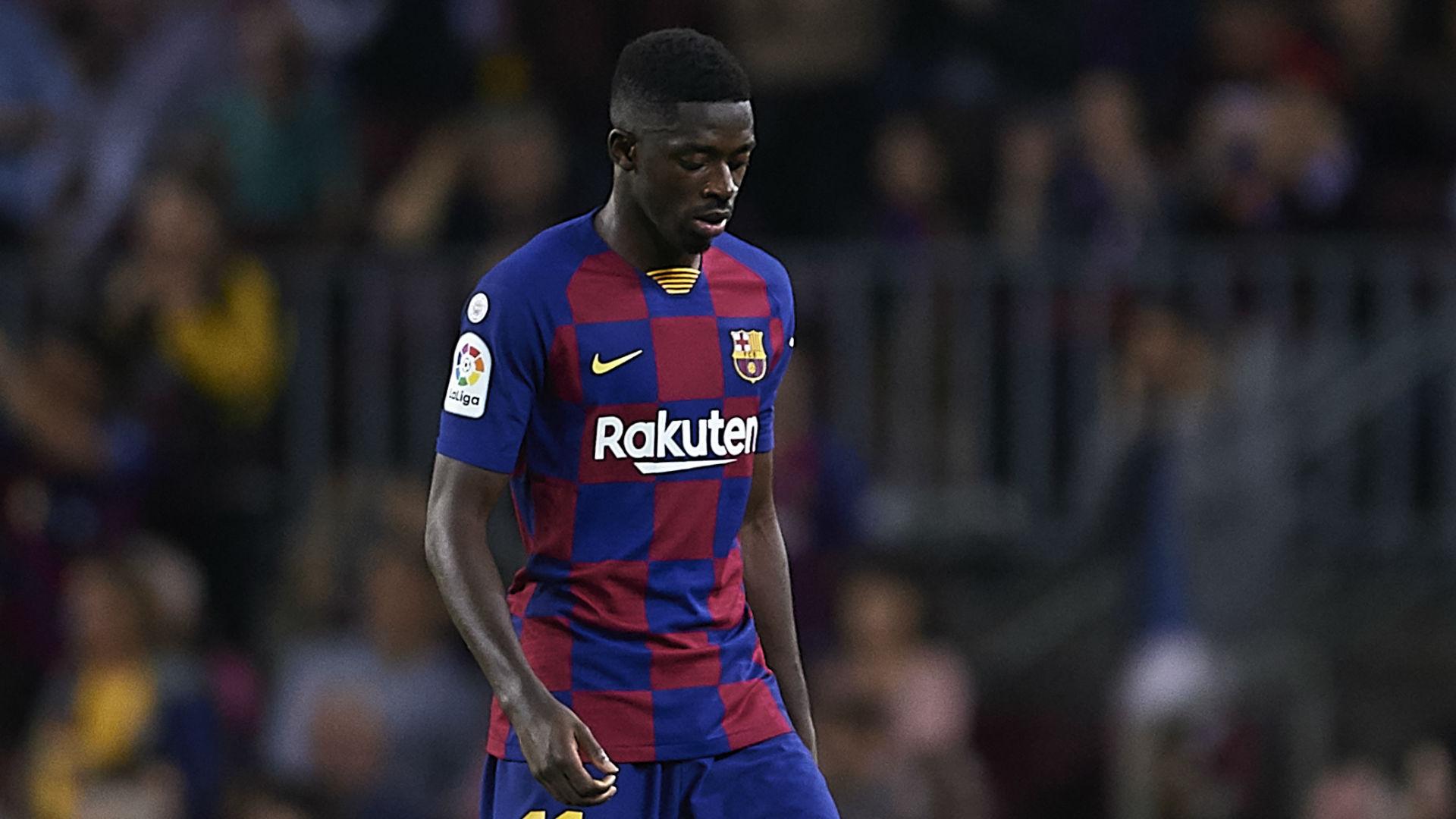 Dembele Barcelona 2019
