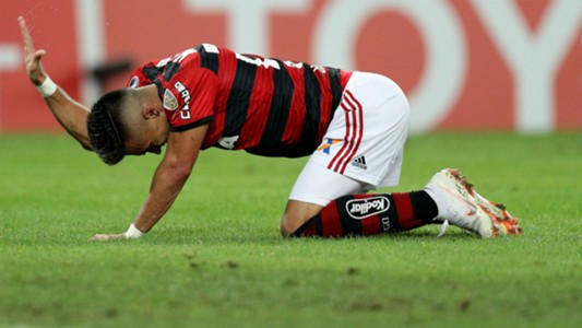Uribe Flamengo Cruzeiro Libertadores 09 08 2018