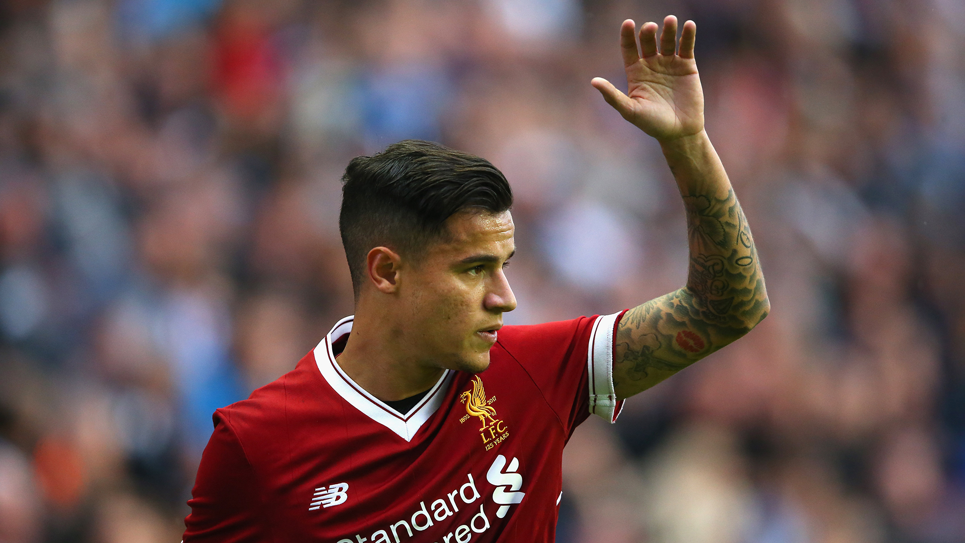Liverpool owners release statement to kill of Barcelona's Coutinho hopes
