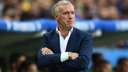 Didier Deschamps Portugal France UEFA Euro 10072016