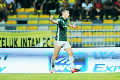 Yahor Zubovich, Melaka United, Malaysia Super League, 12052018