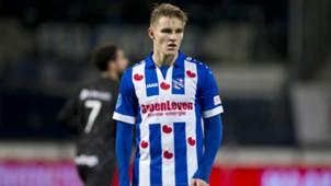 Martin Odegaard, sc Heerenveen, Eredivisie 11252017