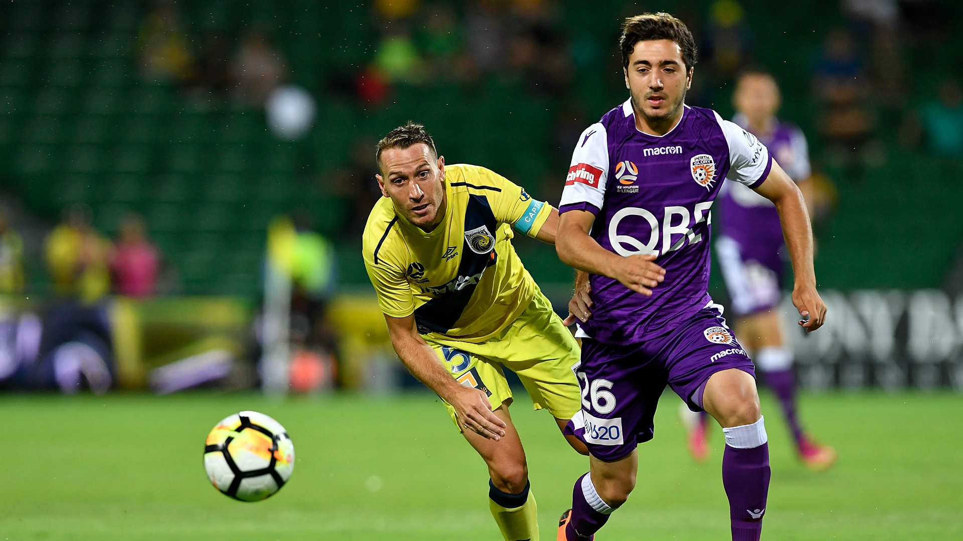 Jacob Italiano Perth Glory