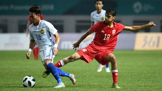 Nik Akif, Malaysia U23, Bahrain U23