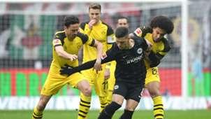 Borussia Dortmund Eintracht Frankfurt Bundesliga 0219