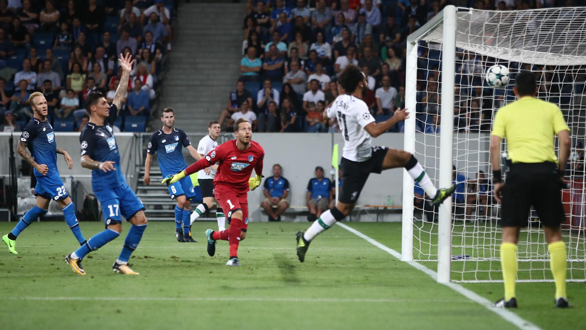HD Liverpool Hoffenheim