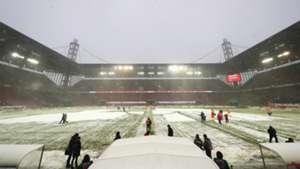 Snow 1 FC Koln SC Freiburg