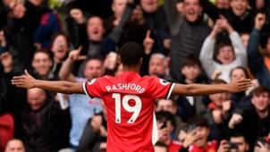 Marcus Rashford Manchester United Liverpool