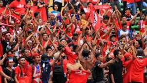 Suporter Fans Indonesia U-23