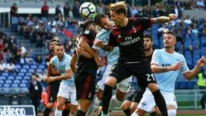 Lazio-Milan - Serie A