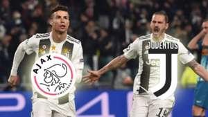 GFX Ajax Amsterdam Juventus Turin Live Stream