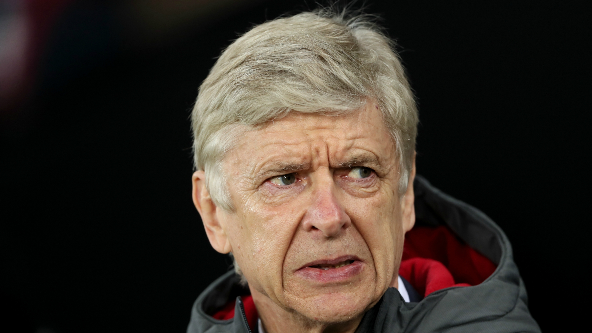 Arsene Wenger Swansea City Arsenal Premier League 01302918