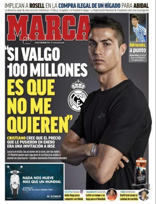 Ronaldo Marca
