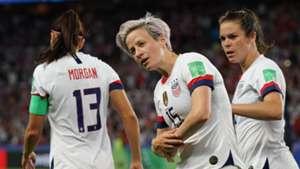 Megan Rapinoe USA Women's World Cup 2019
