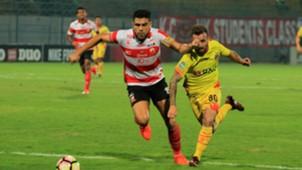 Fabiano Beltrame - Madura United & Paulo Sergio - Bhayangkara FC