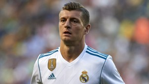 Toni Kroos Real Madrid 19052018