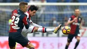 Stoian Lazovic Genoa Serie A